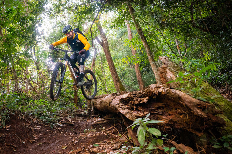 Chiang Mai Mountain Biking