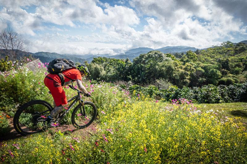Mountain Biking Chiang Dao
