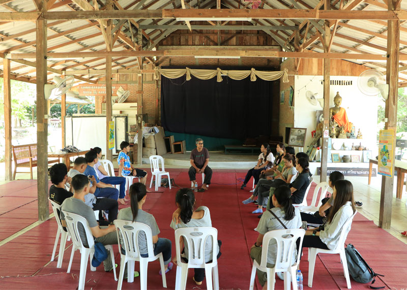 CSR Event in Chiang Dao