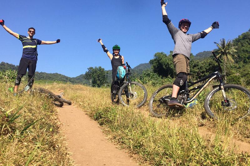 Thriller Mountain Biking