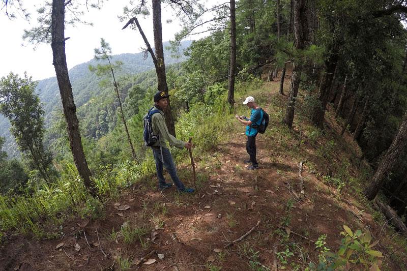 Hiking Chiang Mai