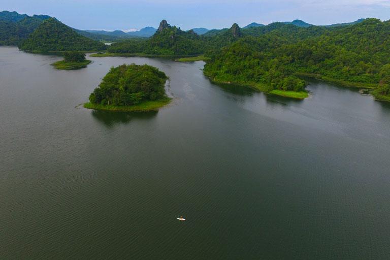 Kayaking in Chiang Mai